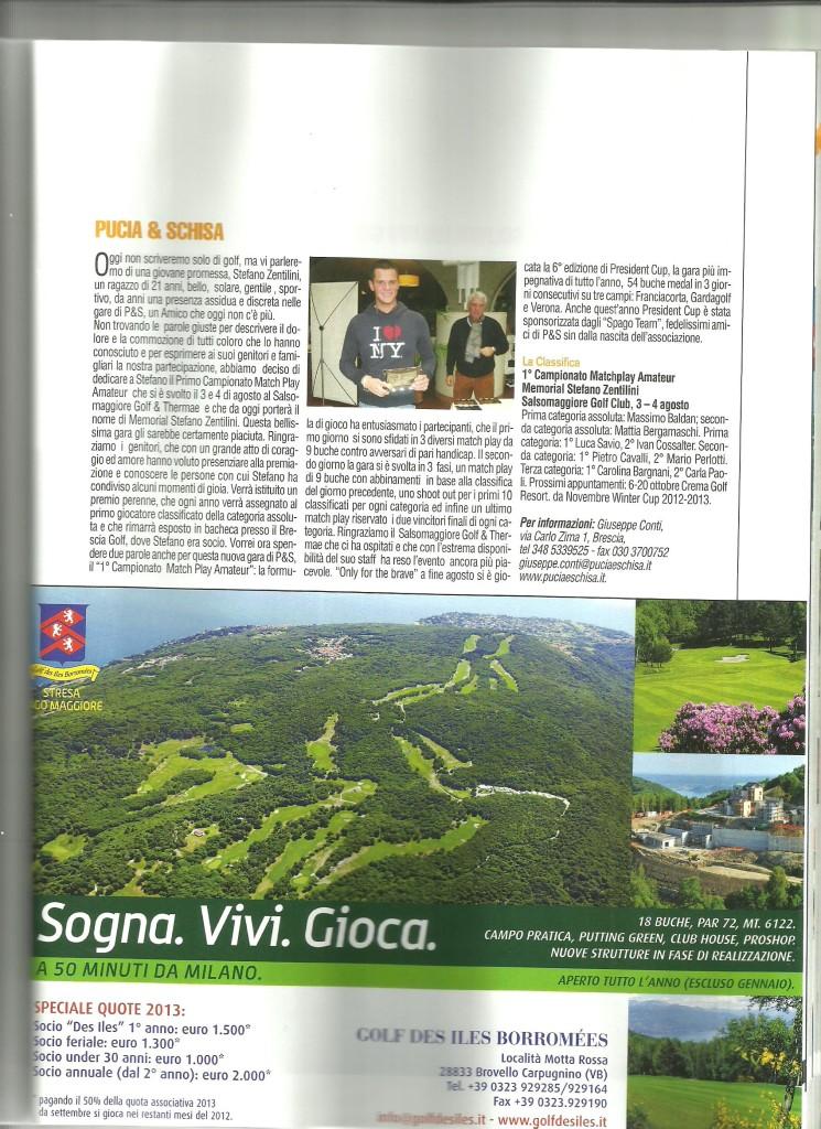 Golf & Turismo ottobre 2012 pag. 2